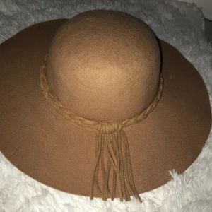 Beautiful brown Hat